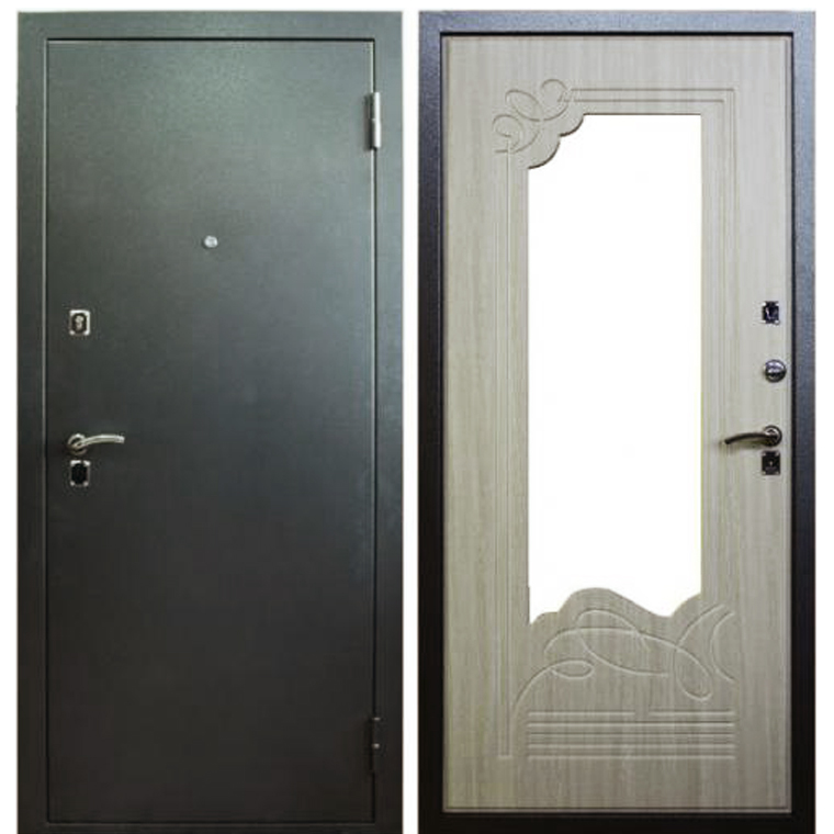 металлические входные двери гарантия