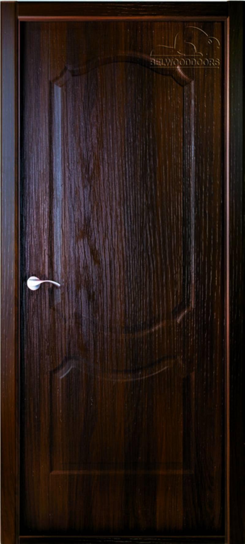 Дверь итальянский орех фото