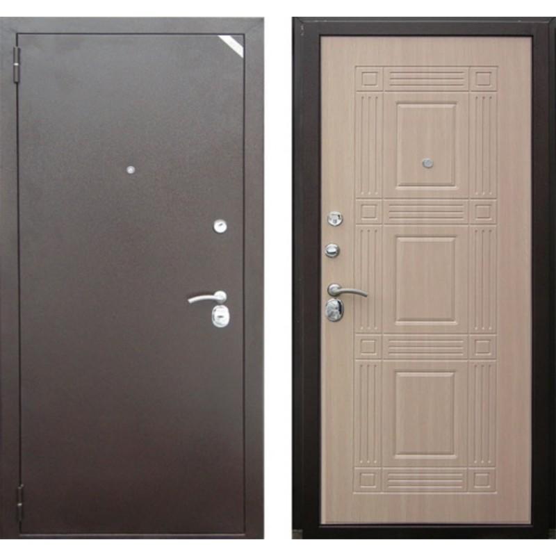 железная дверь комфорт в квартиру